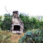 Chimney at Rancho Viejo