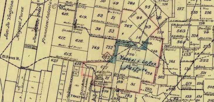 Old Starr County Maps