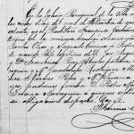 Pedro Marroquin Perez 1880 Baptism in Allende, Nuevo Leon, Mexico