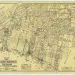 Old Starr County Maps at The Portal To Texas History