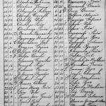 1908 Birth Index of Los Aldamas, Nuevo Leon, Mexico