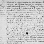 Rafael Trevino Barrera, 1903 Civil Registry Death Record, Ciudad Mier, Tamaulipas, Mexico