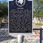 La Havana Texas Cemetery Historical Marker