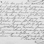Maria Nicolasa Guerra Guerra, 1859 Baptism in Mier, Tamaulipas, Mexico