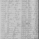 1919 Birth Index of Los Aldamas, Nuevo Leon, Mexico