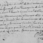 Juan Antonio Gonzalez, 1846 Death, Mier, Tamaulipas, Mexico