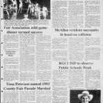 The Rio Grande Herald Newspaper Collection From 1970 to 2013