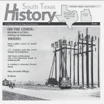 How Lights Came To South Texas, South Texas History Volume 1 Issue 6