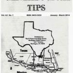 TOTGS Genealogical Tips for January Through March 2014 is Out!