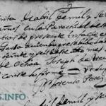 1699 Marriage of Antonio Garcia de Sosa and Nicolasa De La Garza Falcon Monterrey, Nuevo Leon, Mexico
