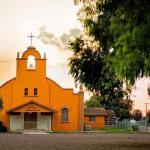 Holy Family Catholic Church of La Grulla, Texas