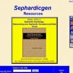 Sephardic Genealogy Resources