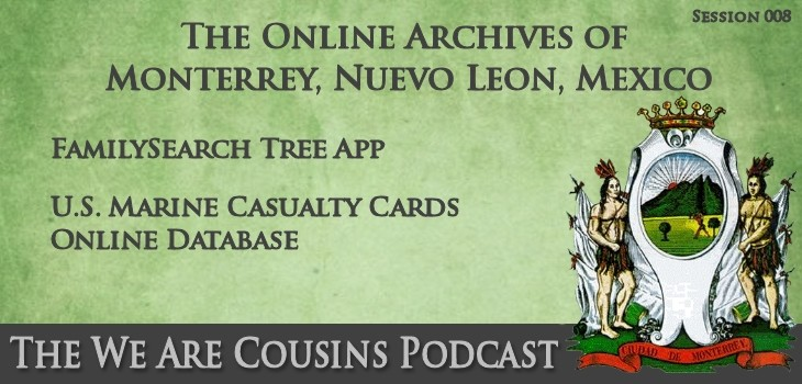 WAC-008 - The Online Archives of Monterrey, Nuevo Leon, Mexico