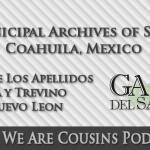WAC-009: The Municipal Archives of Saltillo, Coahuila, Mexico