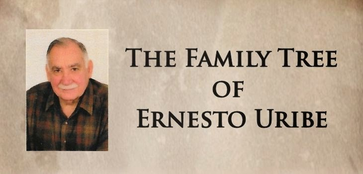 The Family Tree of Ernesto Uribe