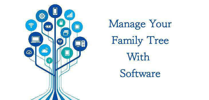 Manage Your Family Tree With Software