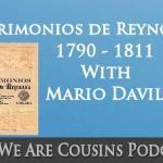 WAC-20: Matrimonios de Reynosa 1790-1811 with Mario Davila