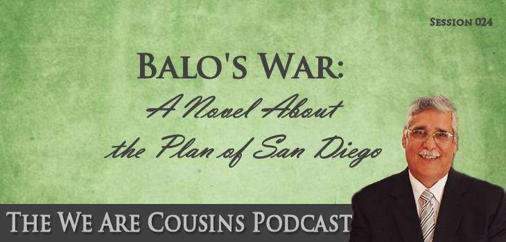 Balos War, A Novel About the Plan of San Diego