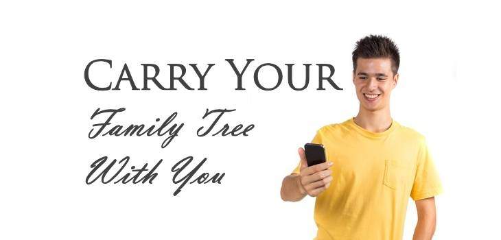Carry Your Family Tree With You