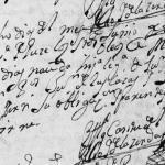 Ana Torres Found The 1713 Baptism of Maria Petronila Cantu Flores