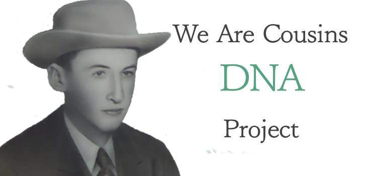 We Are Cousins DNA Project