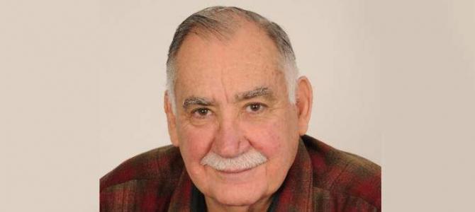 Ernesto Heberto Uribe, August 14, 1937 – November 21, 2015