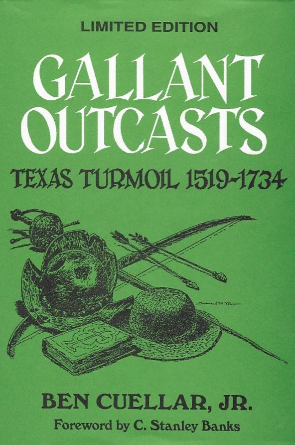 Gallant Outcasts Texas Turmoil