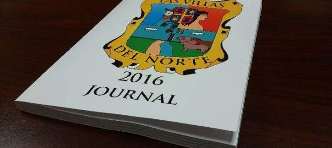 Las Villas del Norte 2016 Journal