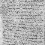 The 1694 Will of Juan Bautista Chapa