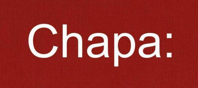 Chapa a Study of the Descendants of Juan Bautista Schiapapria