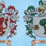 Matrimonios de Cadereyta 1896-1905, Leal – De Leon