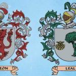 Matrimonios de Cadereyta Jimenez Nuevo Leon 1906 – 1924 Leal – De Leon