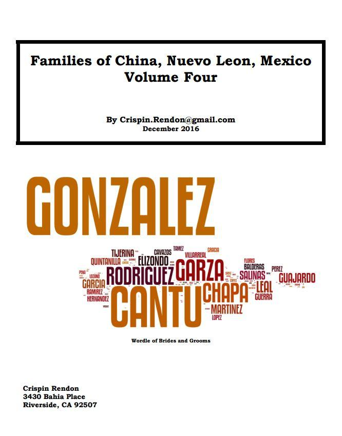 families-of-china-nuevo-leon-mexico-volume-four