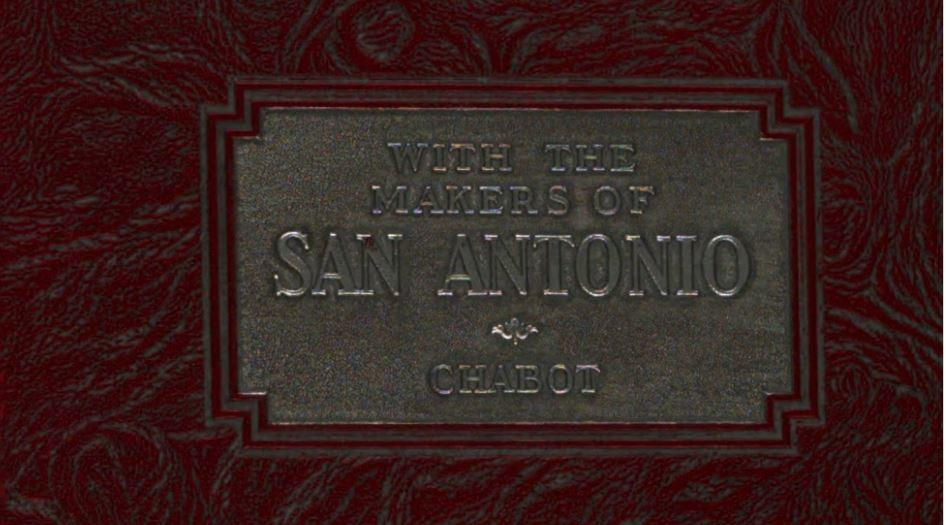 Genealogies of Early San Antonio Families
