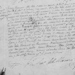 1806 Church Marriage of Jose Antonio Garcia and Maria Andrea Lopez