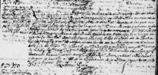 1810 Marriage of Jose Rafael de La Garza and Maria Tomasa Sanchez