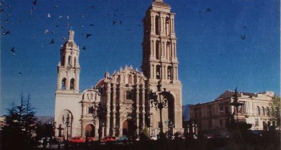 Bautismos 1684-1799 Del Sagrario Metropolitano de Saltillo, Coahuila