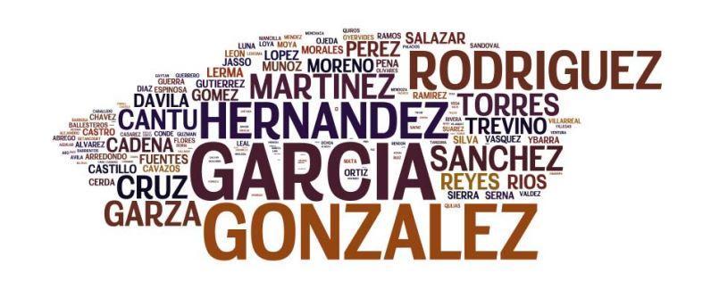Families of Montemorelos, Nuevo Leon, Mexico Volume Seven