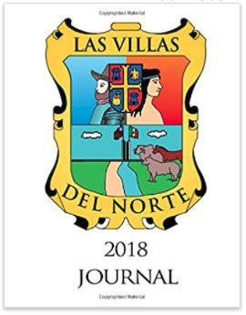 Las Villas del Norte 2018 Journal