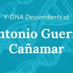 Y-DNA Descendants of Antonio Guerra Cañamar