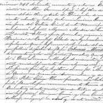 1888 Death Record of Tiburcio Mendoza