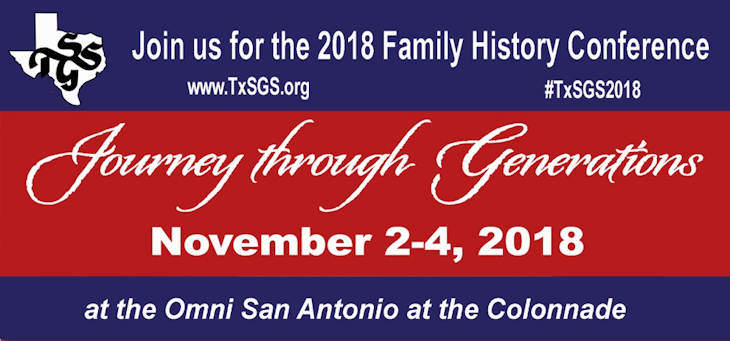 2018 Family History Conference