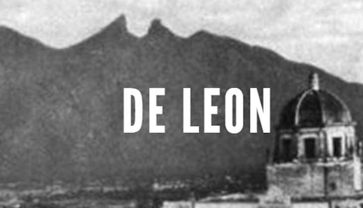 De Leon Last Names of Nuevo Leon