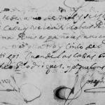 1691 Marriage of Nicolas Rodriguez Montemayor and Tomasina Ruiz de Ocon