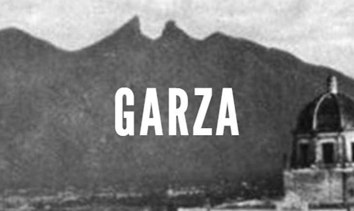 Garza Last Names of Nuevo Leon