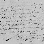 1701 Marriage of Blas de la Garza and Angela Mendez Tovar