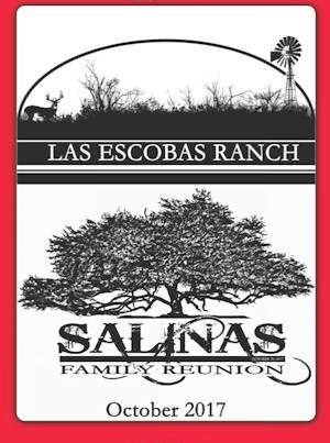 Guerra-Salinas Genealogical Family Tree Book