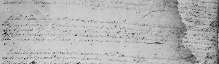 1771 Baptism of Jose Antonio Urbano Flores