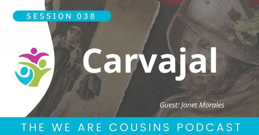 Carvajal Book